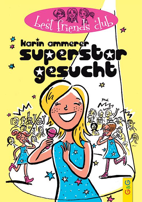 Superstar gesucht
